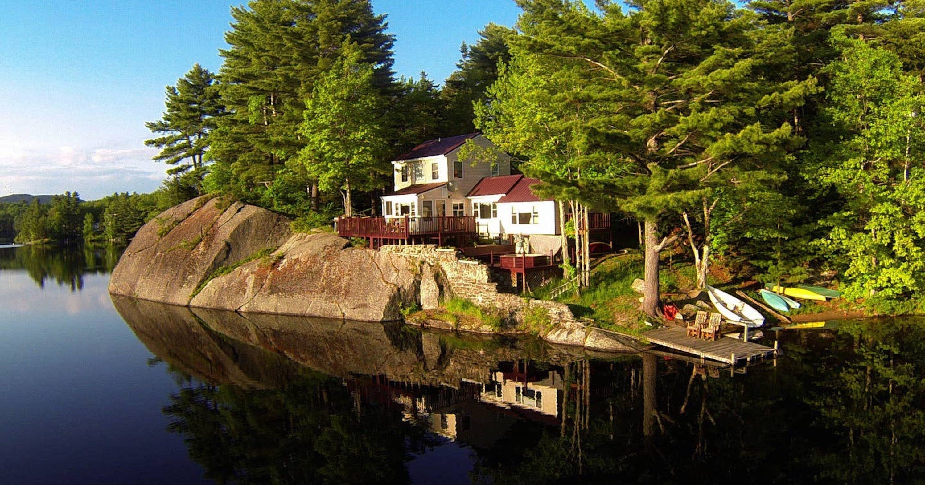 Best Lake House Rentals On Airbnb 2020