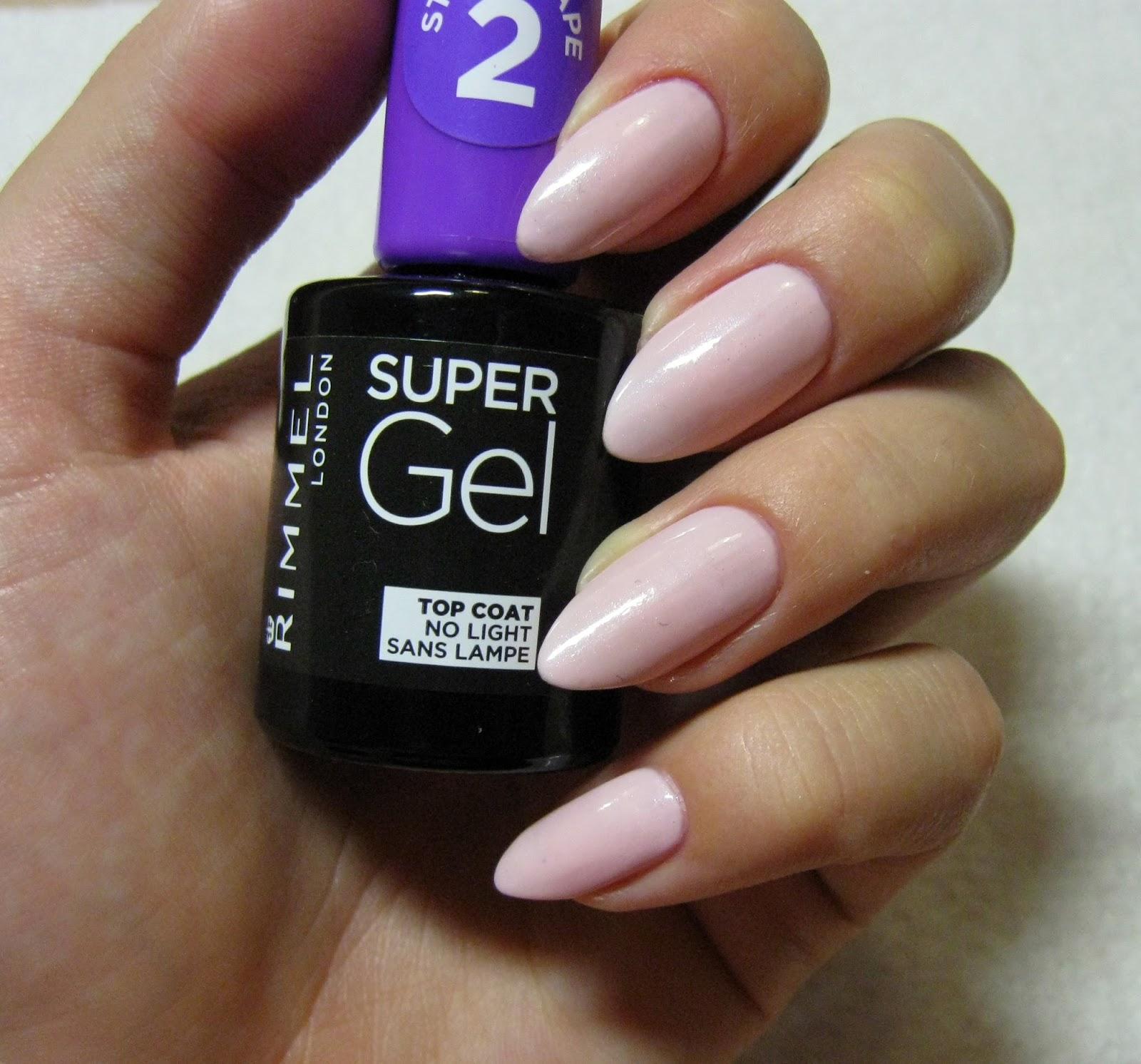 Www Wiolka94 Blogspot Com Rimmel Super Gel 021 New Romantic