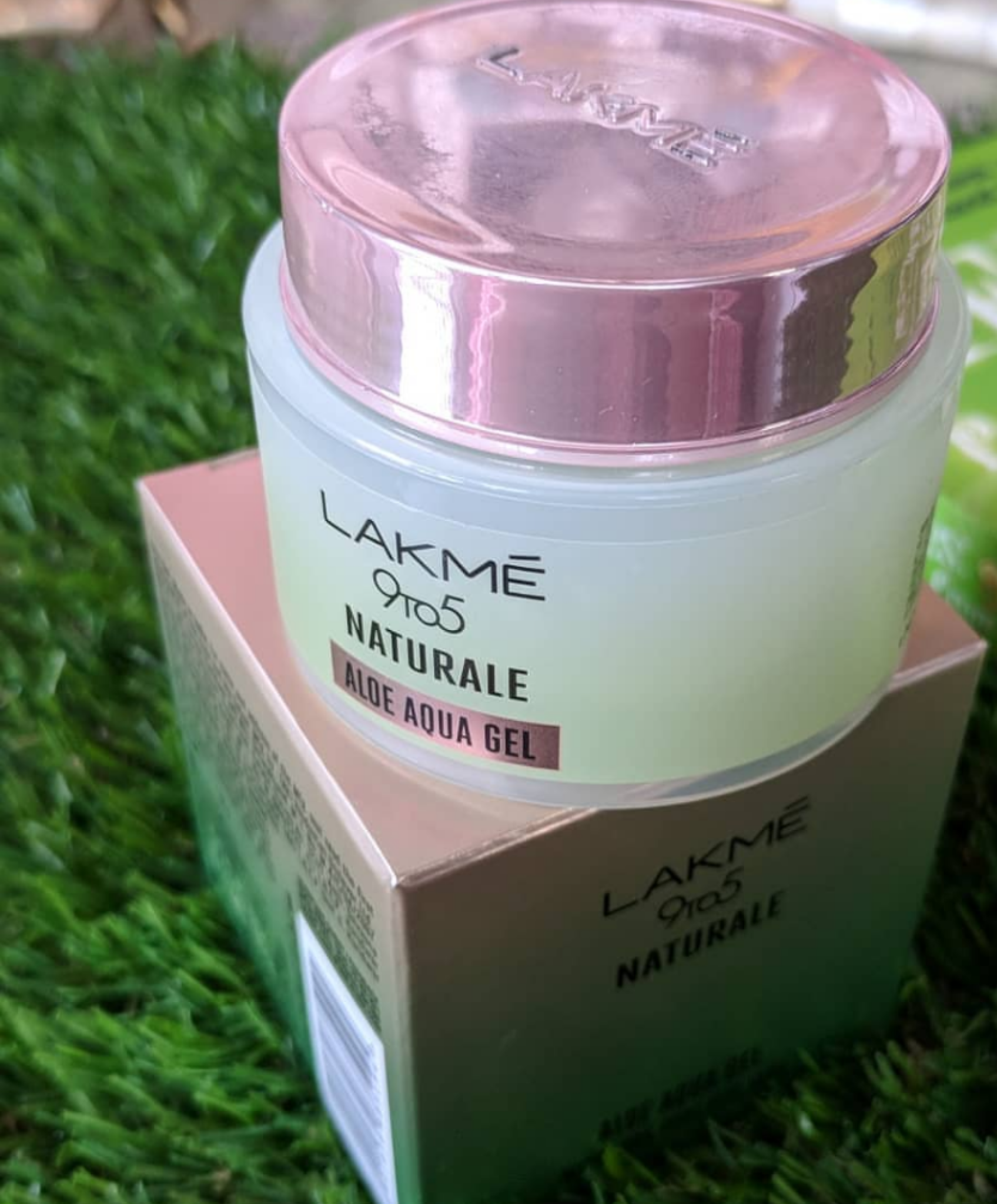 Lakme 9 To 5 Aloe Vera Gel Review Zig Zac Mania