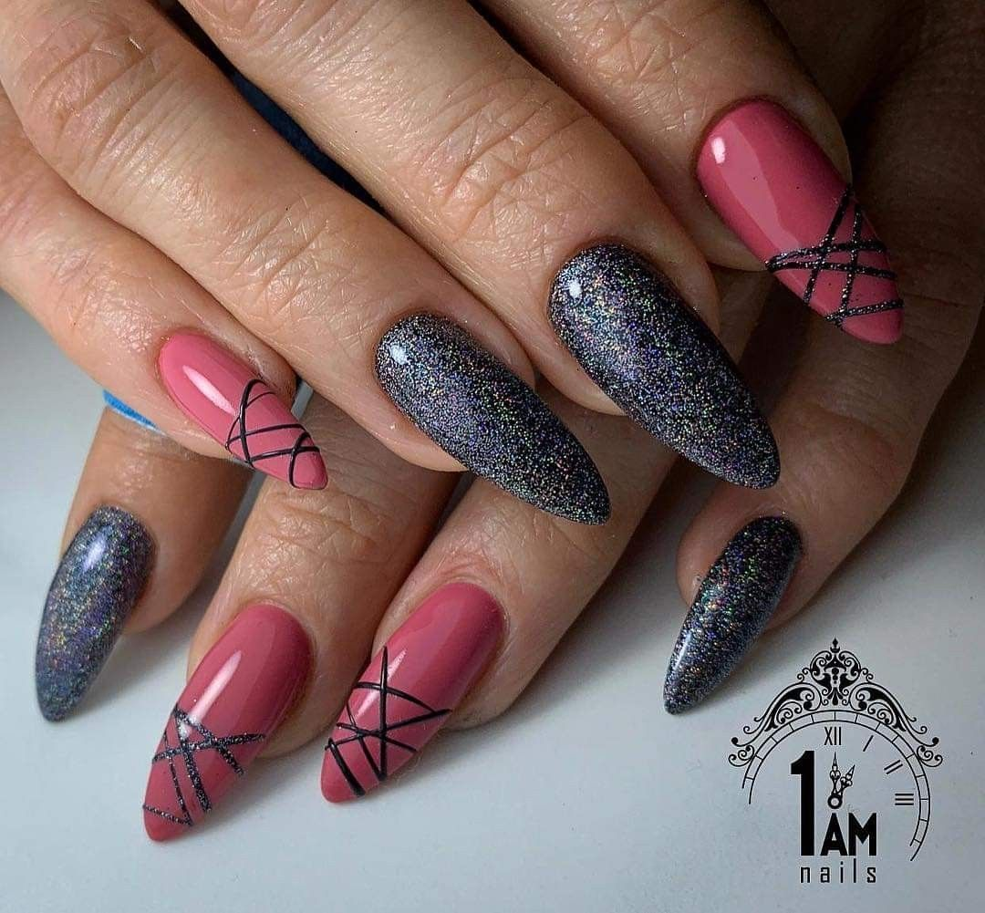 Pelikh Ideas Nails Design Nehtu Gelove Nehty Nehet