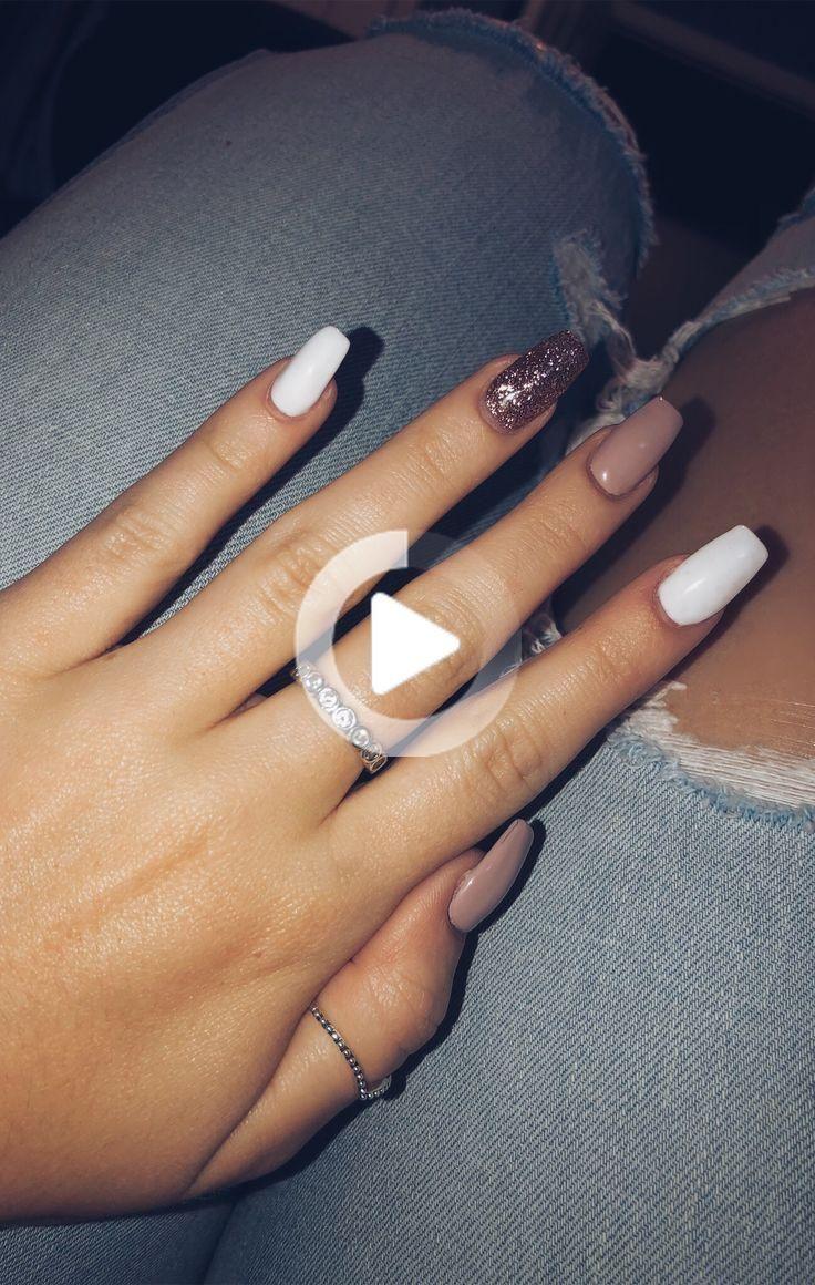 Pin On Cute Long Nails