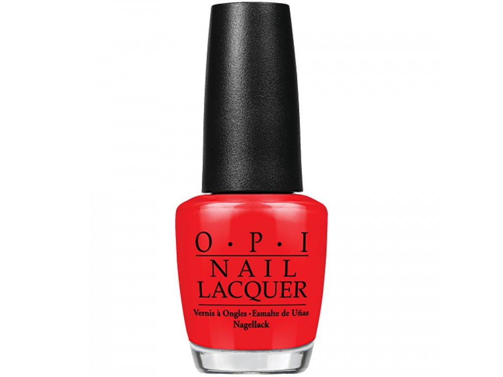 Opi Lak Na Nehty 15 Ml Off With Her Red Hilarion Eshop
