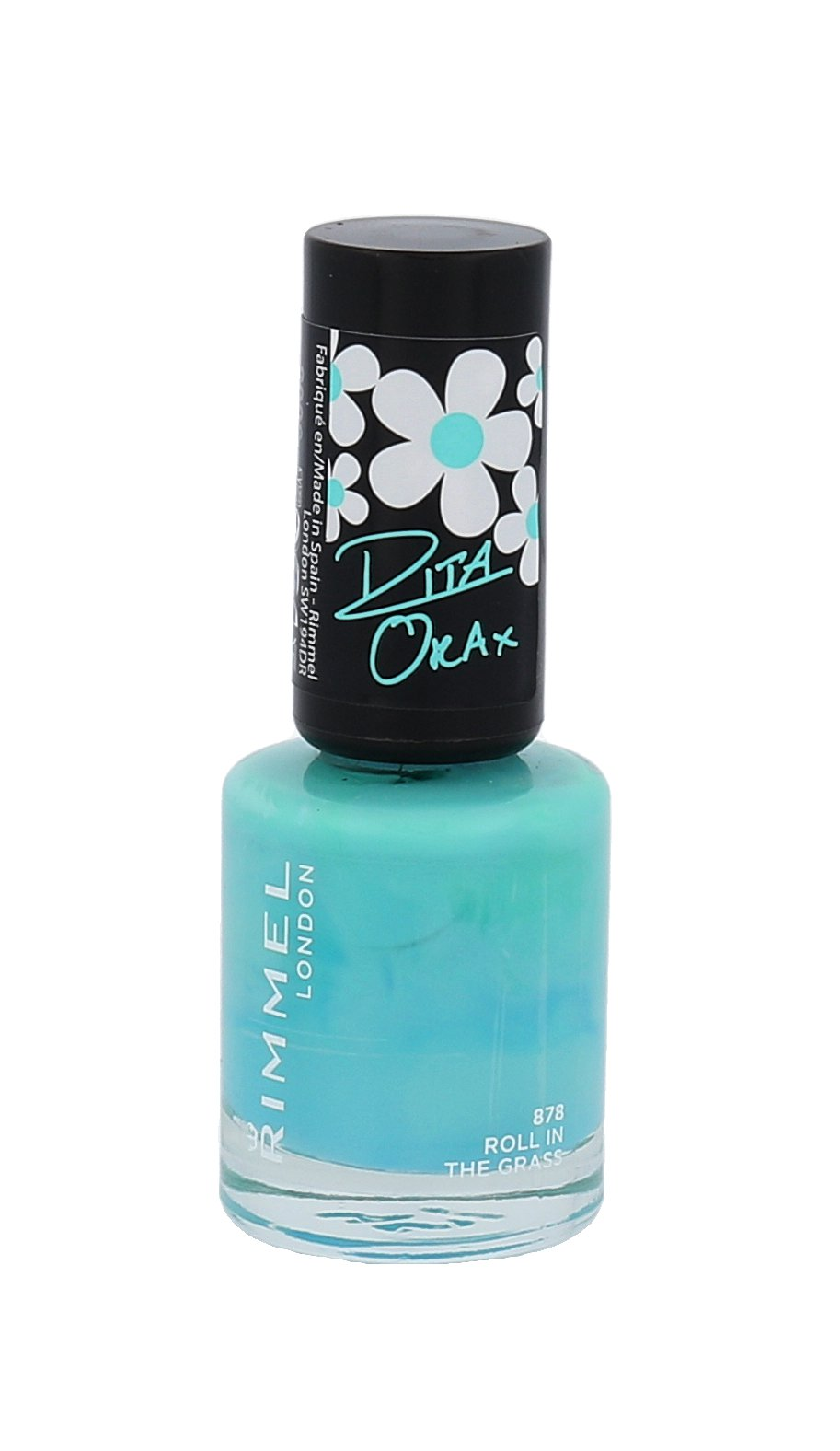Rimmel London 60 Seconds By Rita Ora 878 Roll In The Grass Lak Na Nechty 8ml Najparfemy Sk
