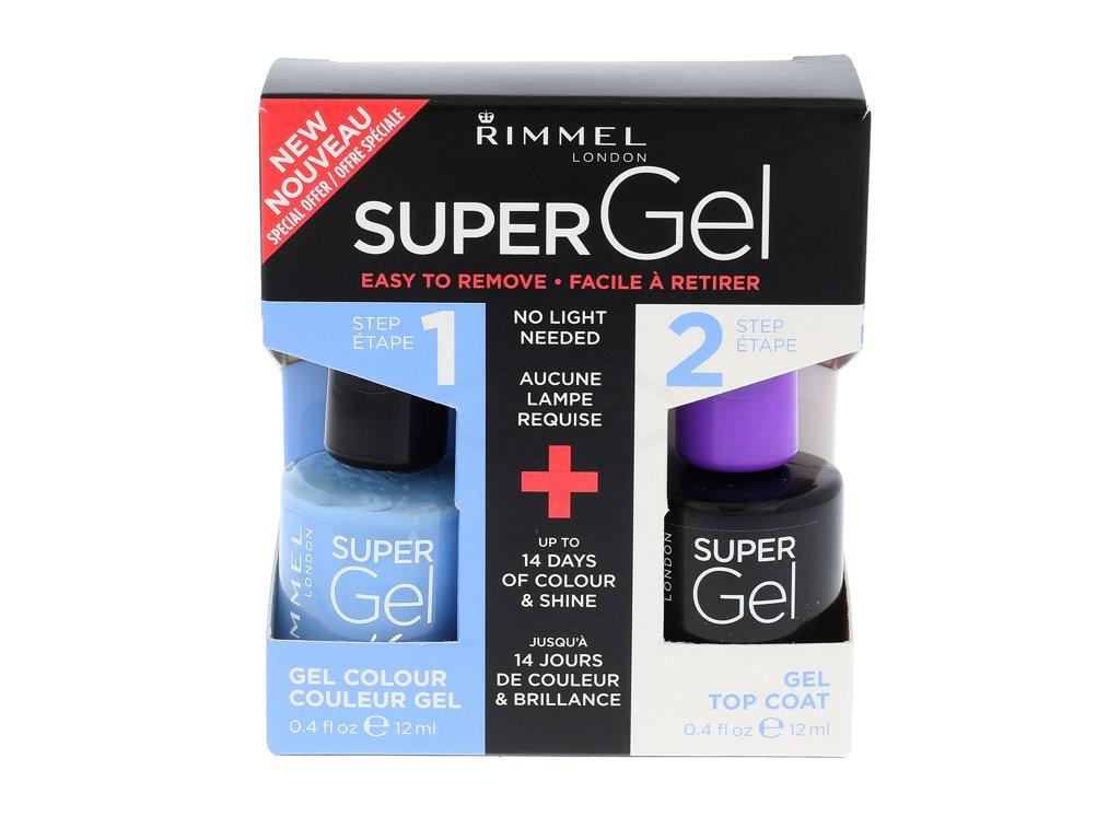 Rimmel London Super Gel By Kate Lak Na Nehty Pro Zeny Kosmetika Zdravi Cz