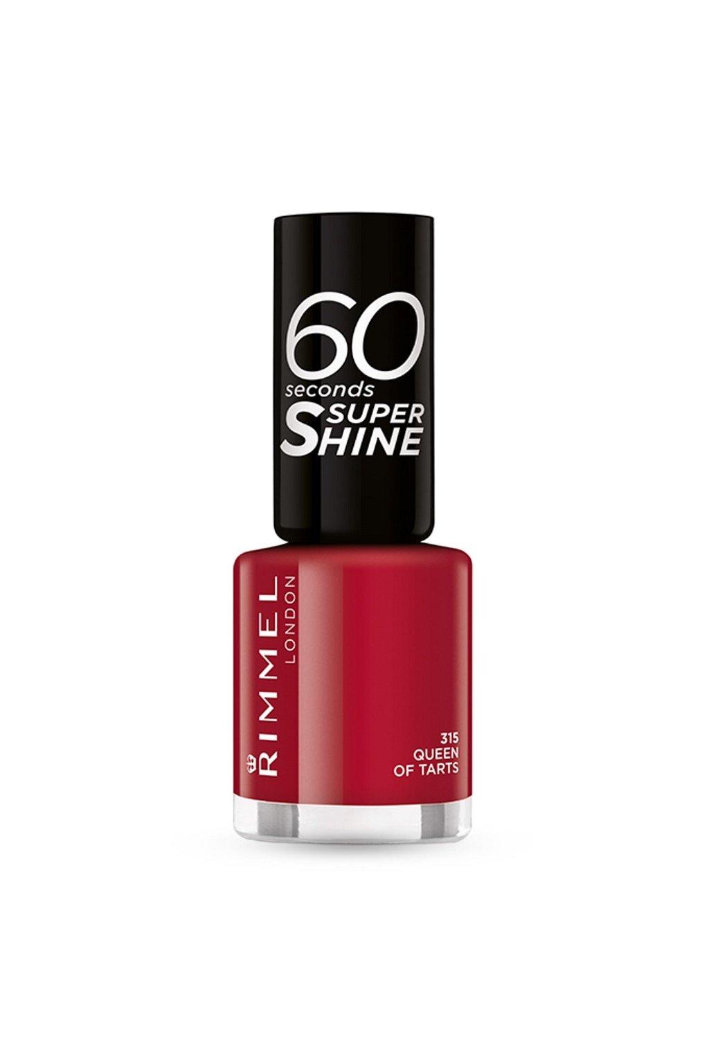 Rimmel 60 Seconds Super Shine Lilite