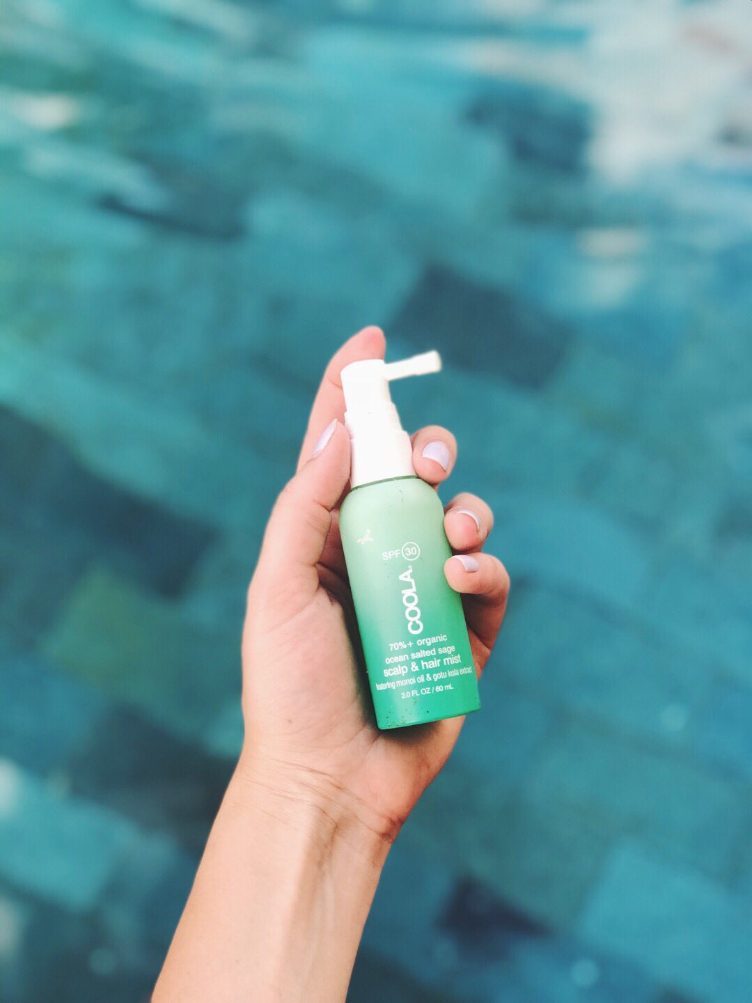 Uzivatel Coola Na Twitteru Keep Your Locks Looking Fresh With Our Organic Spf 30 Scalp Hair Mist 70 Certified Organic Ingredients Lightweight With No Oily Residue Helps