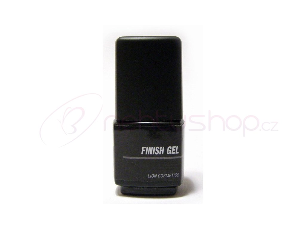 Finish Gel Quick Finish Ii Uv Vrchni Gel Nehtyshop Cz
