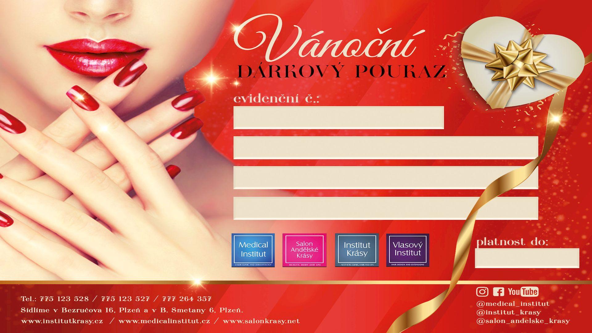 Vanocni Darkove Poukazy Vhodny Vanocni Darek Marketing Info Plzen