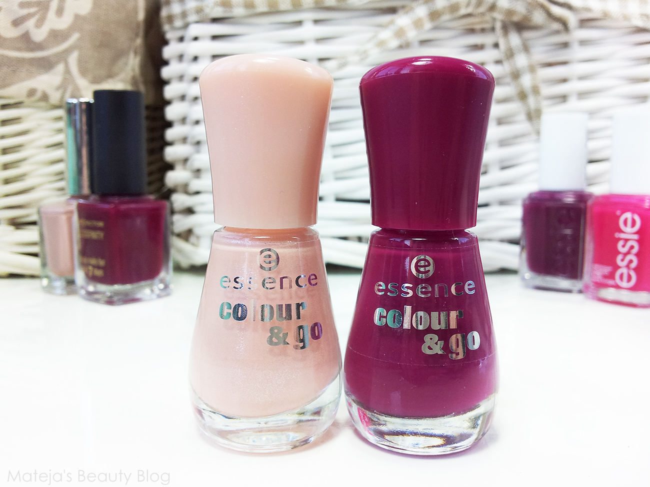 Essence Colour Go Candy Love And Be Berry Now Mateja S Beauty Blog