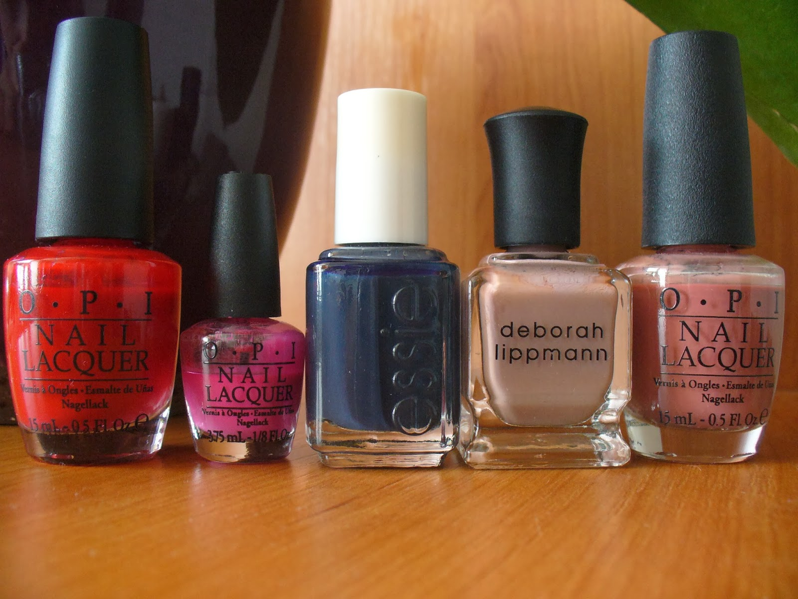 Nail Polish Tag The Beauty Couloir