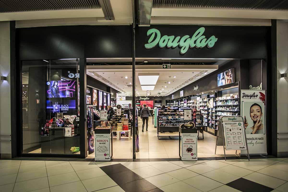 Prodejny Douglas Cz