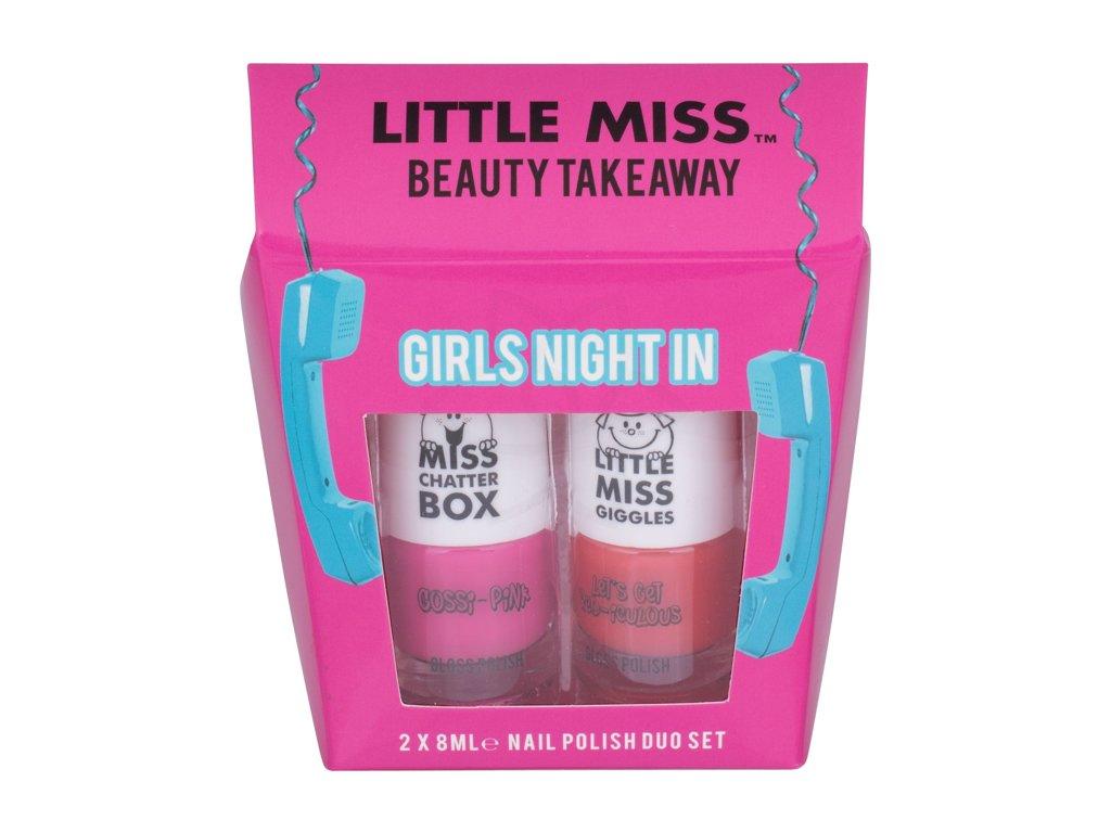 Little Miss Little Miss Beauty Takeaway Lak Na Nehty Pro Deti Kosmetika Zdravi Cz