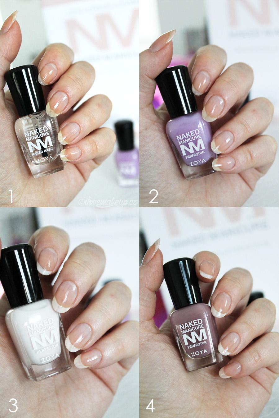 Zoya Naked Manicure Recenze A Tipy Proti Kousani Nehtu Soutez Ilovemakeup