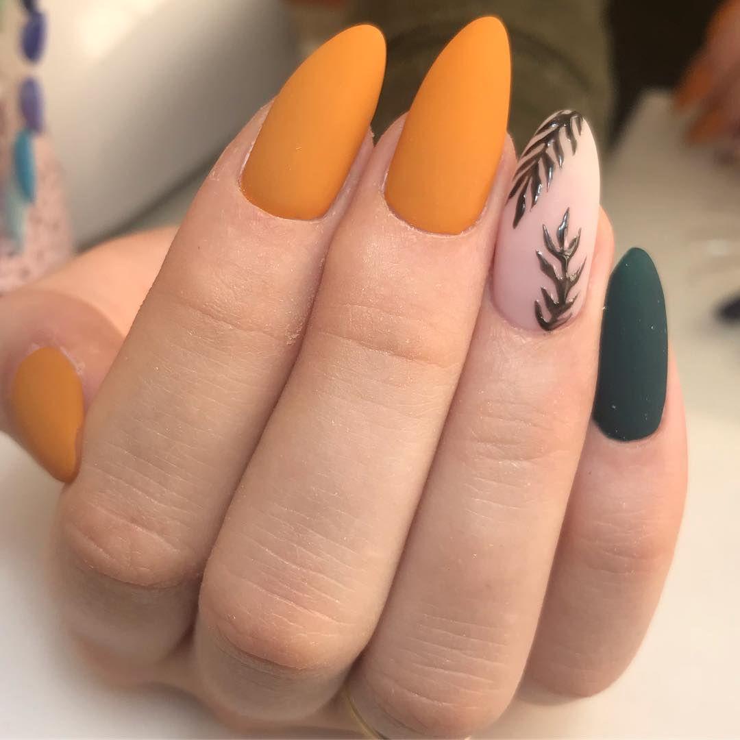 Orange Nail Polish Nail Care How Am I Doing Page 4 Of 32 Mycolorednails Com Gelove Nehty Design Nehtu Nehty