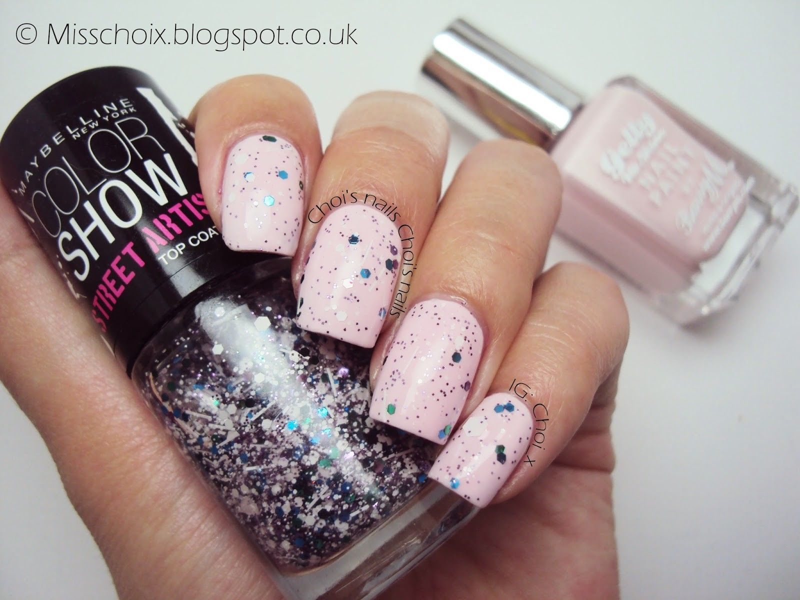 Color Show White Splatter Topper Nail Polish Nail Polish Collection My Nails