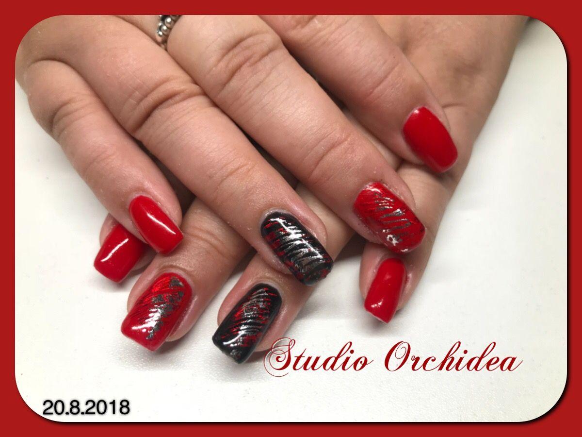 Modelaz Nehtu Gelem Studio Orchidea Marianske Lazne Nehty