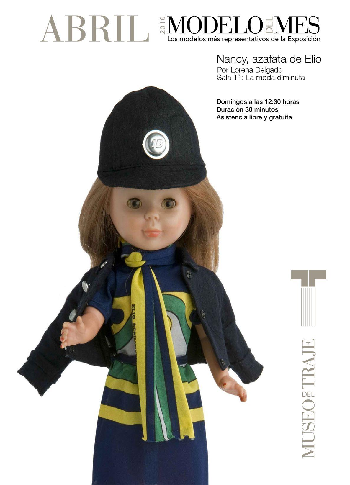 Mi Nancy Tenia Este Modelazo De Azafata Nancy Doll Spanish Girls To My Daughter