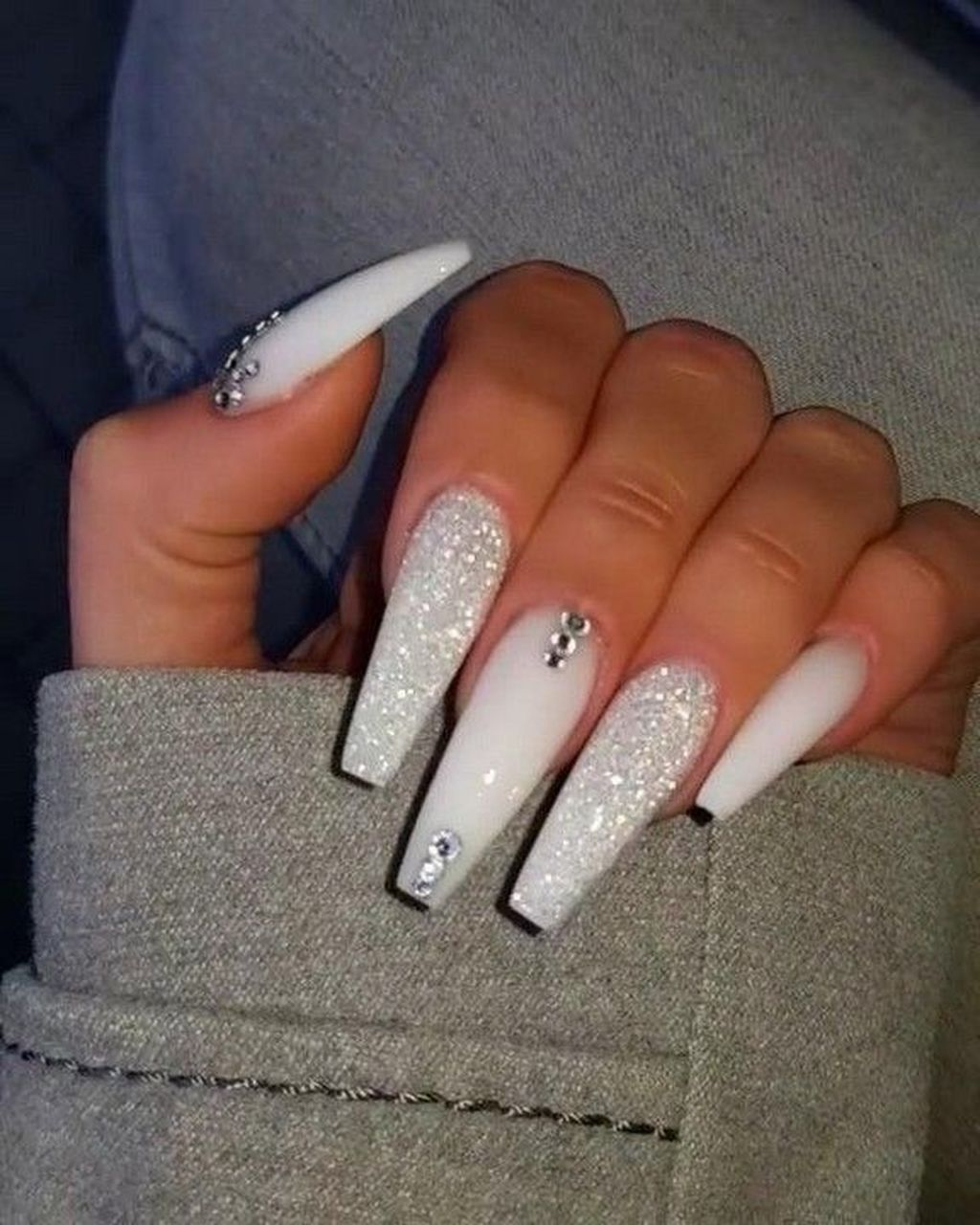 30 Casual Acrylic Nail Art Designs Ideas To Fascinate Your Admirers Gelove Nehty Umele Nehty Design Nehtu