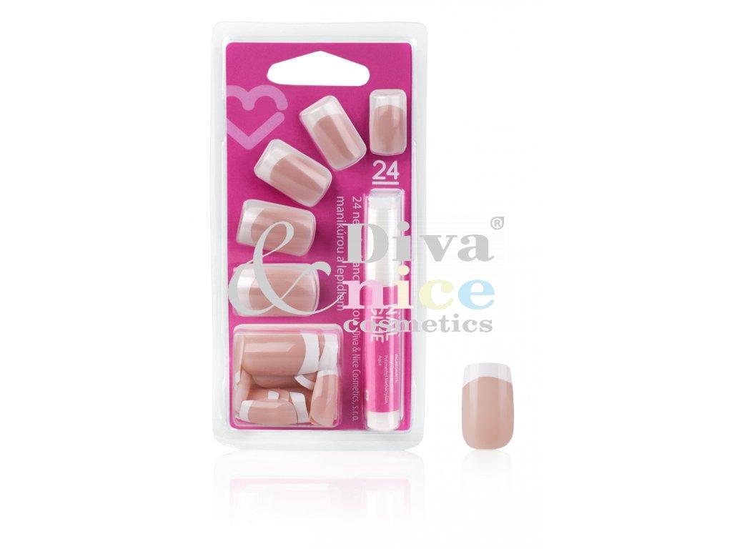 Nalepovaci Nehty Fm Girls Lepidlo C 4 Diva Nice Cosmetics