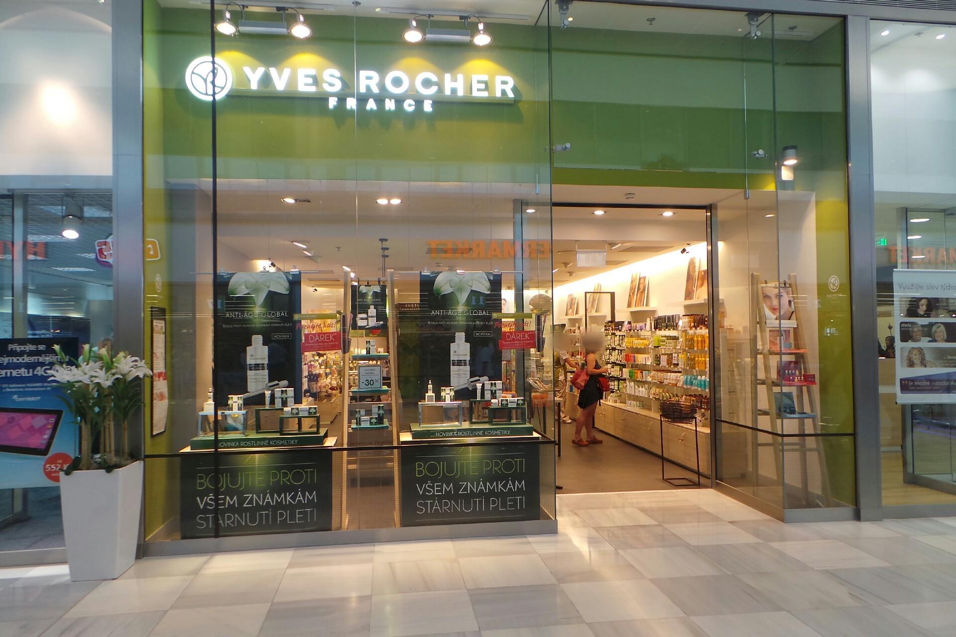 Yves Rocher Praha Cerny Most Firmy Cz