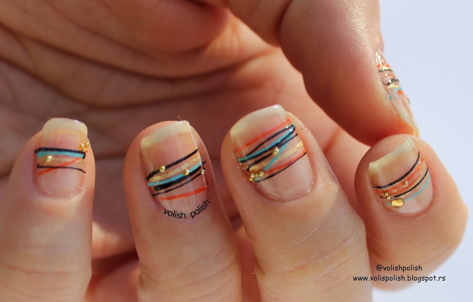 Short Nails Volishpolish