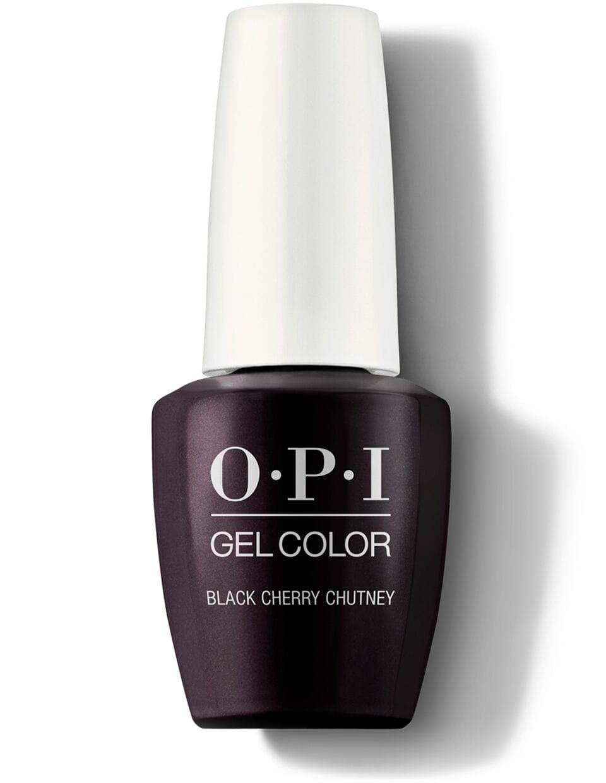 Opi Gelcolor Black Cherry Chutney Gci43 15ml Sklep Internetowy Emedical24 Pl