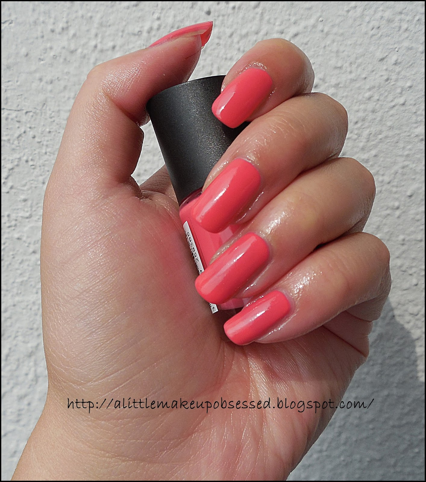 Notd Rimmel London Salon Pro 313 Cocktail Passion A Little Make Up Obsessed