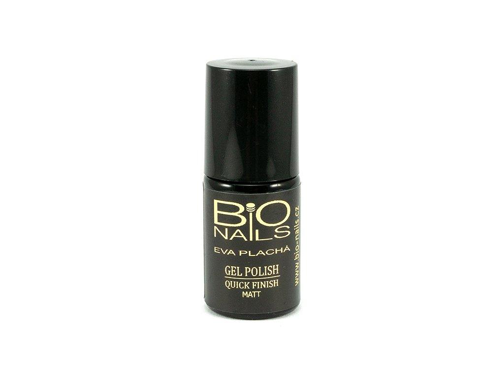 Gel Lak Vrchni Mat 5ml Bio Nails