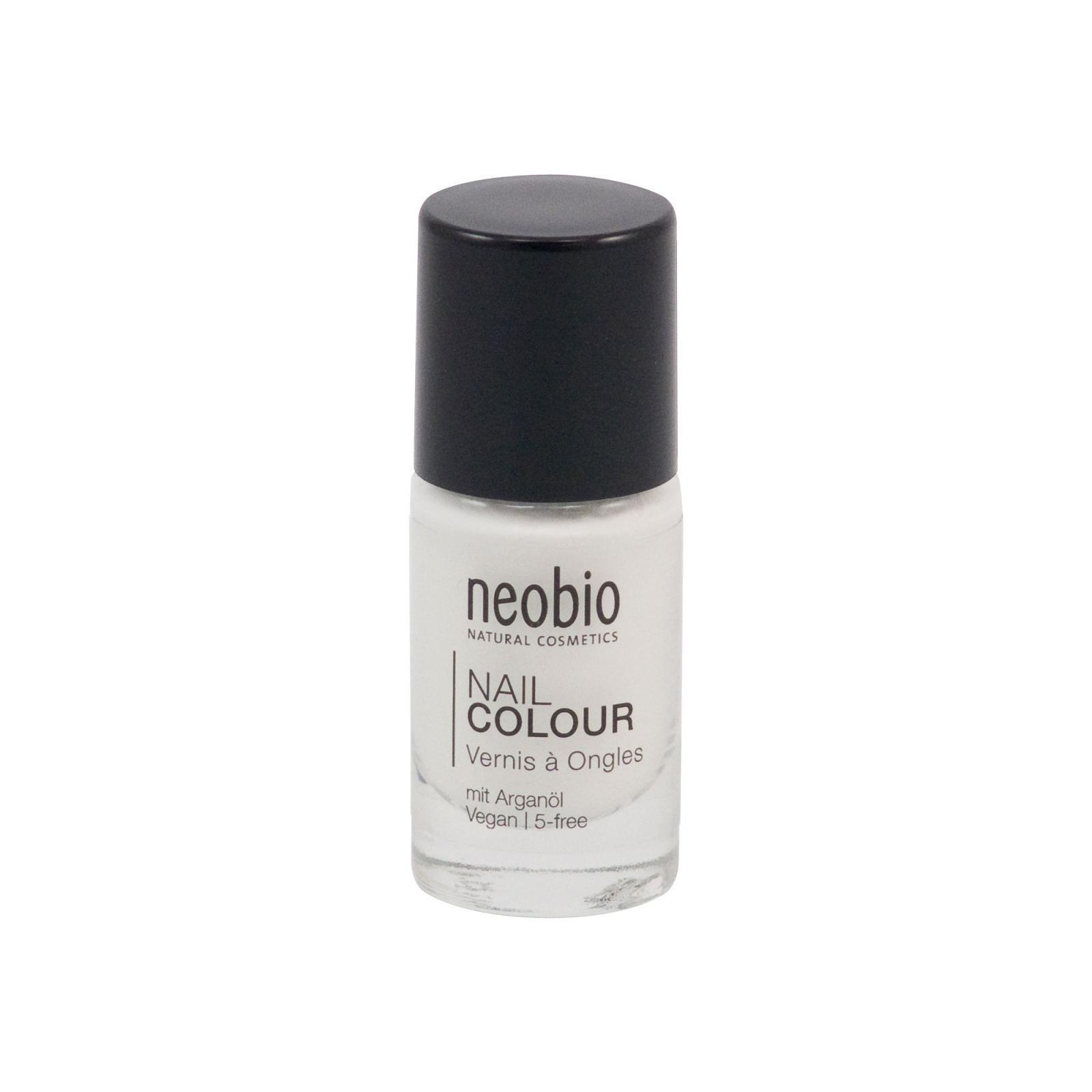 Biooo Cz Neobio Lak Na Nehty 07 French Nail 8 Ml