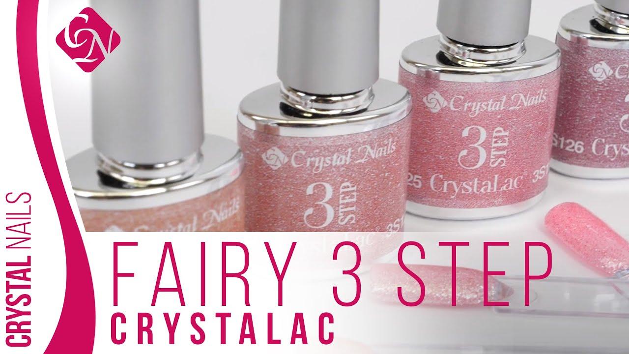 Fairy 3 Step Crystalac Trendszinek 2020 Tavasz Nyar Youtube
