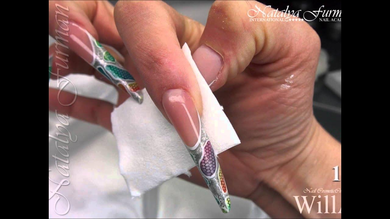 Magic Nails Specialista Na Nehty Gelove Akrylove I Prirodni Tvary Nehtu Od A Do Z Video Navody