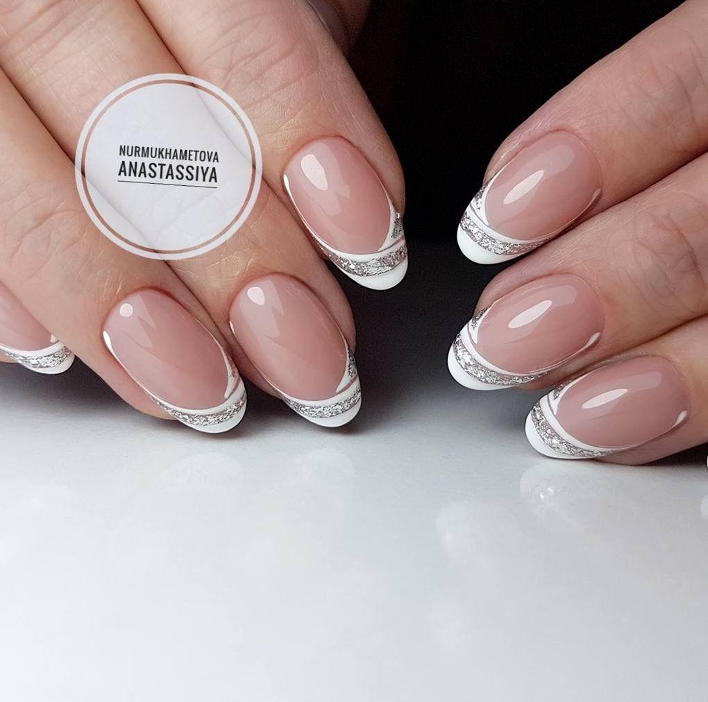 Pin De Olga Horak En Diz Manicura De Unas Manicure Novias Manicura