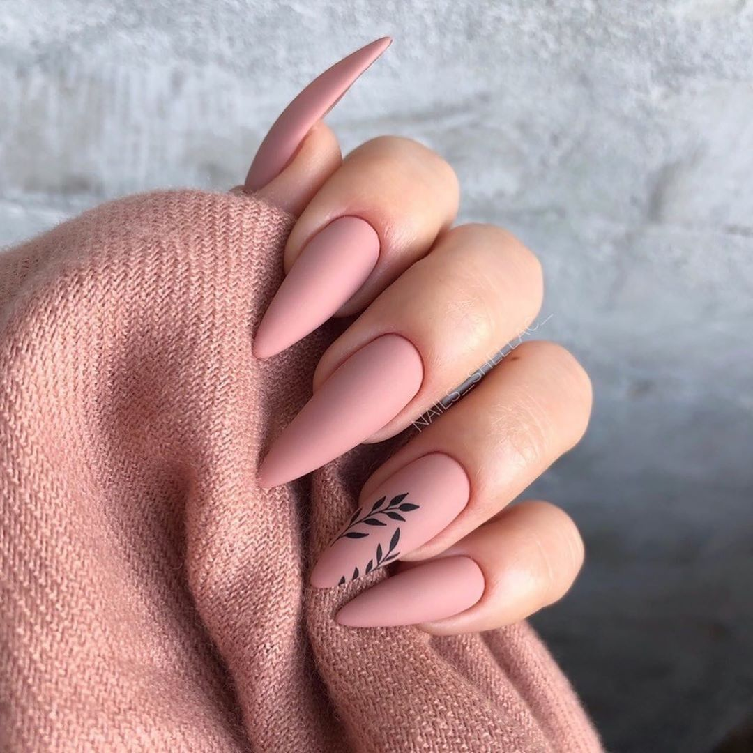 Credits To The Owner Nails In 2020 Pinke Nagel Hellrosa Nagel Traumnagel