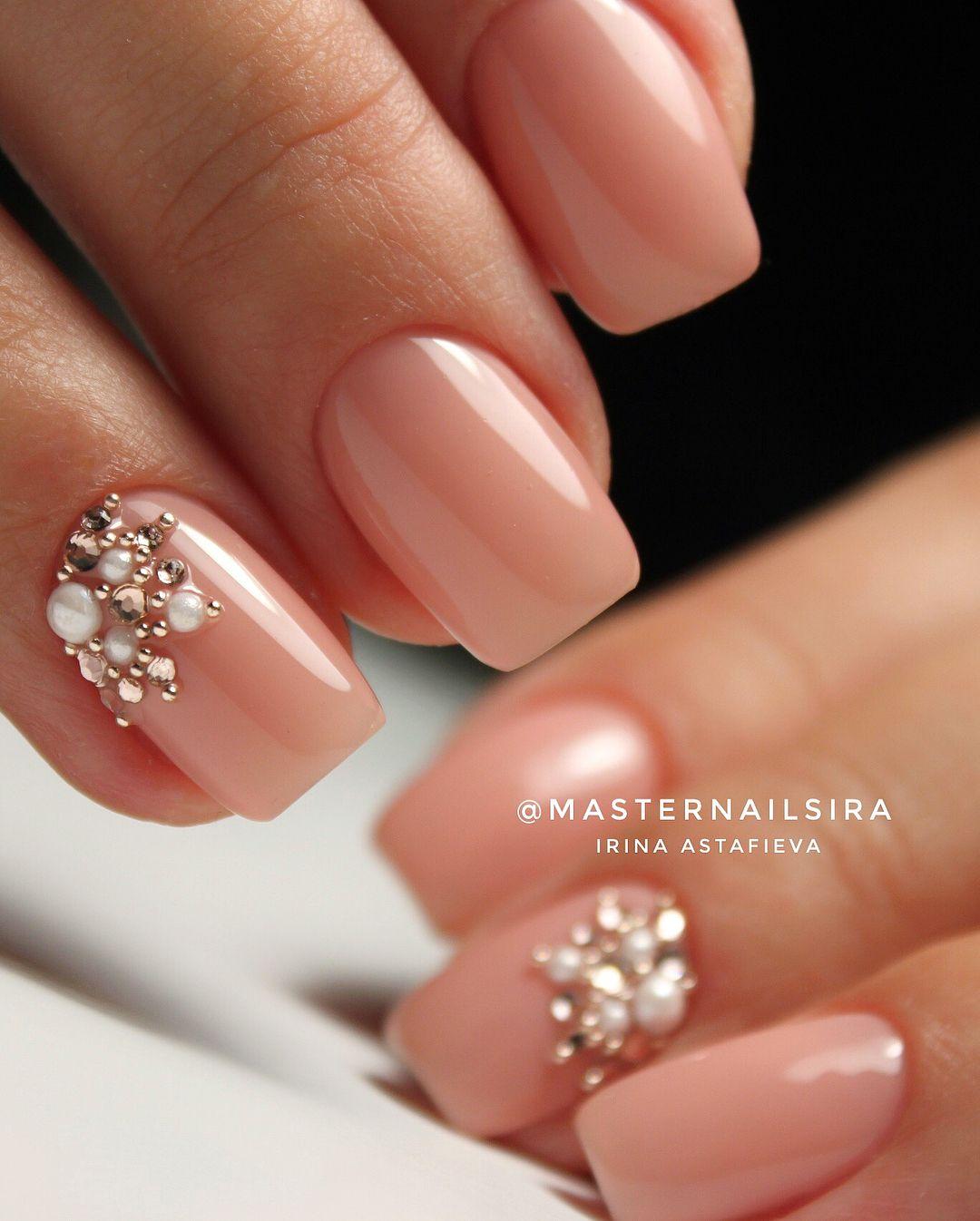 Pretty Nail Inspiraition Design Nehtu Gelove Nehty Nehty