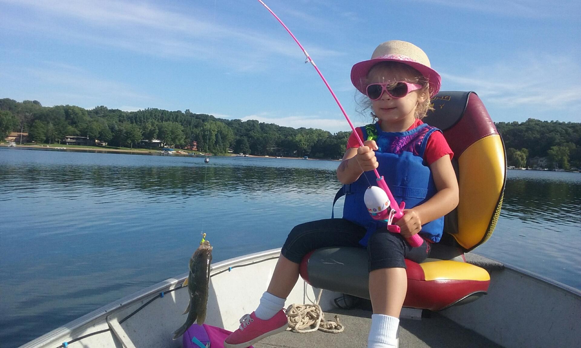 Your Fish Photos Watch The Fishing Season Progress Twin Cities