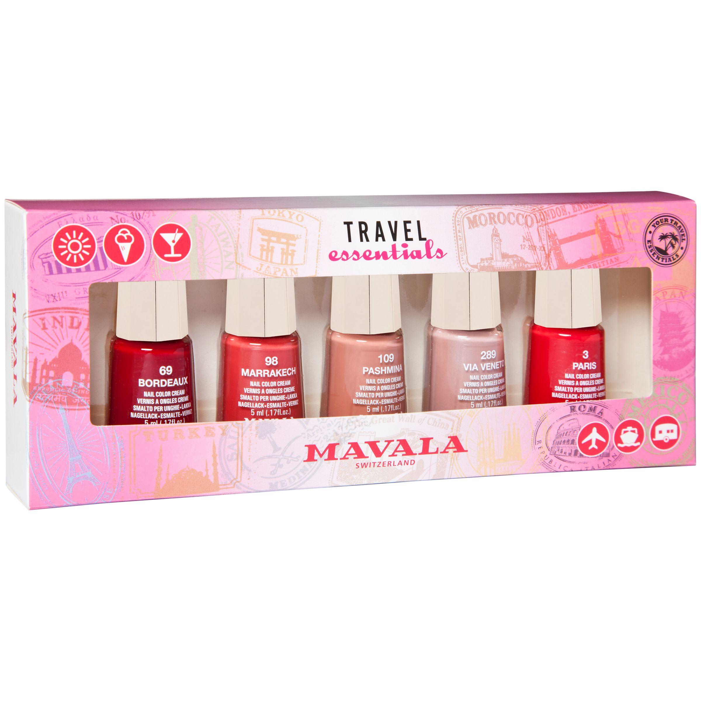 Mavala 5 Piece Nail Polish Gift Set 5 X 5ml At John Lewis Partners