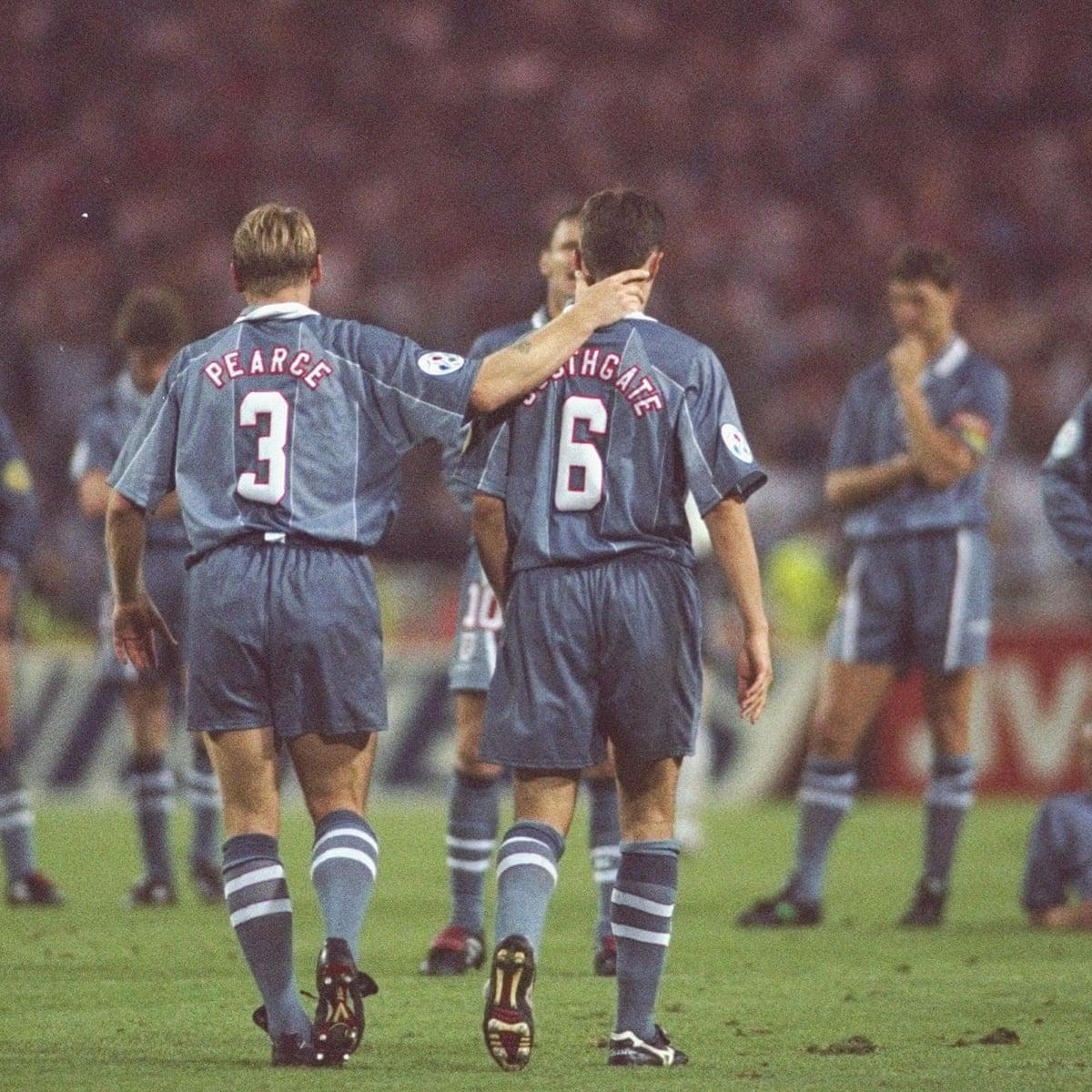 England V Germany Euro 96 Semi Final As It Happened Sport The Guardian