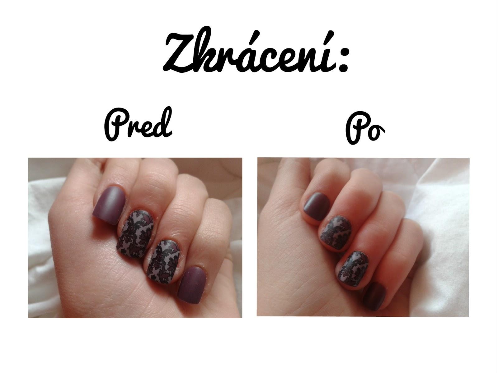 Be Yourself Nails Nalepovaci Umele Nehty