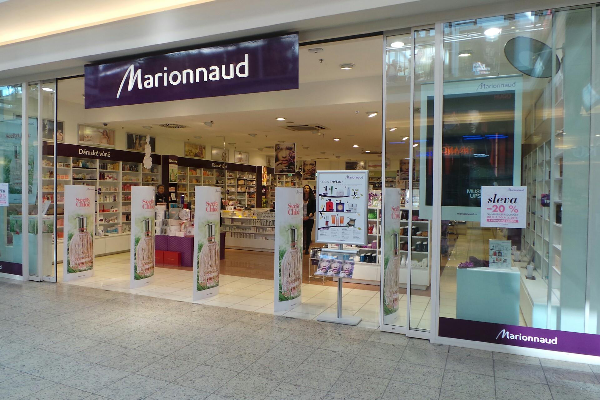 Marionnaud Brno Trnita Firmy Cz