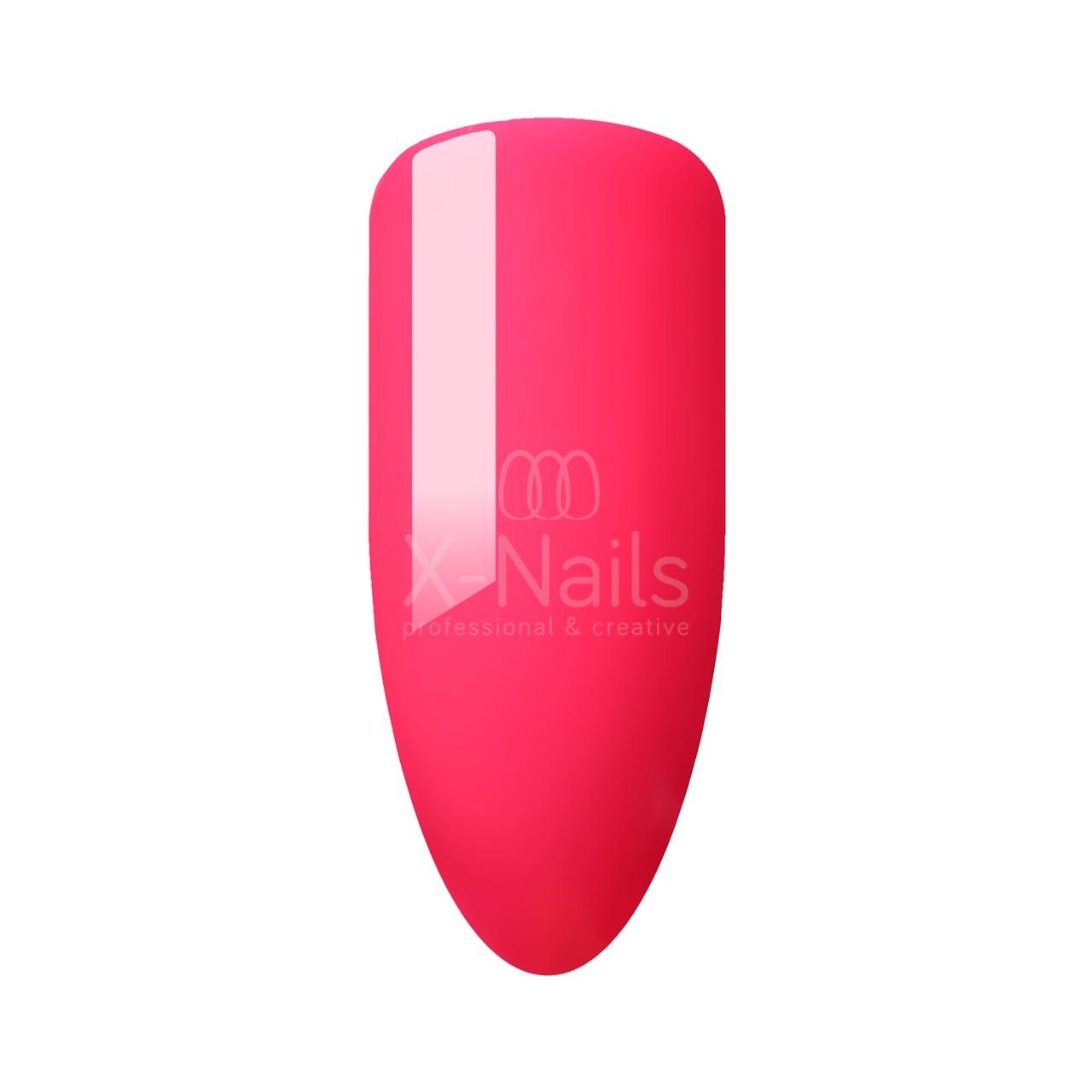 Gel Lak Color Line 15 Ml Neon Pink X Nails