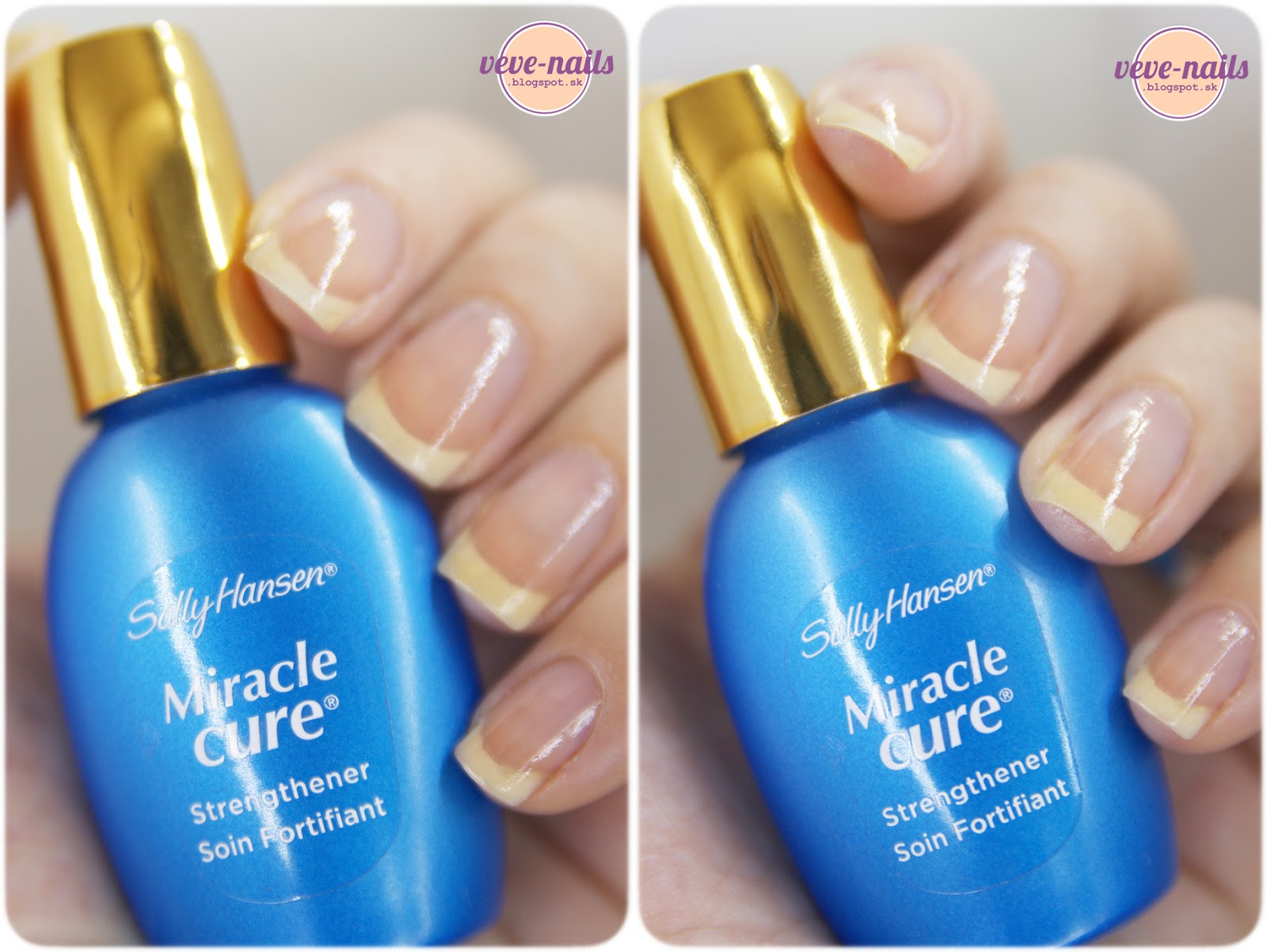 Nails Maniac Sally Hansen Strengthener