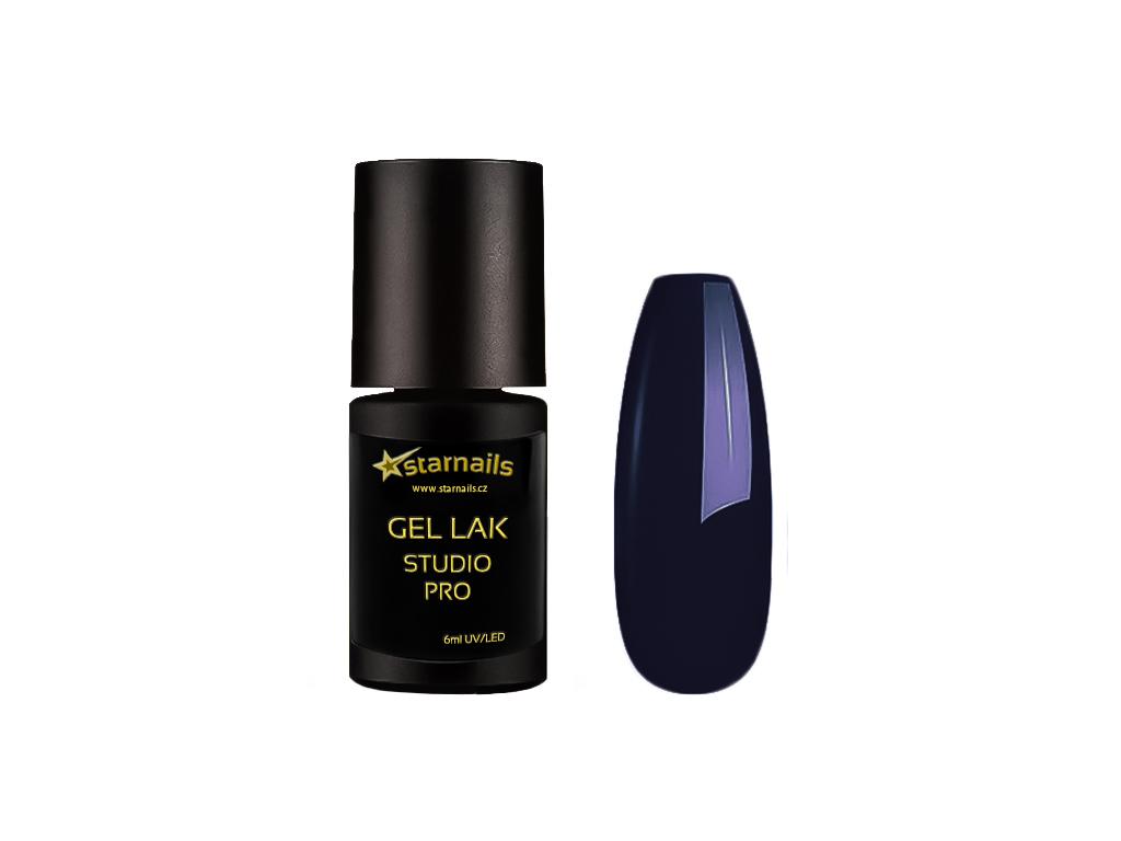 Gel Lak Studio Pro 6ml C 248 Gellak Tmave Modry