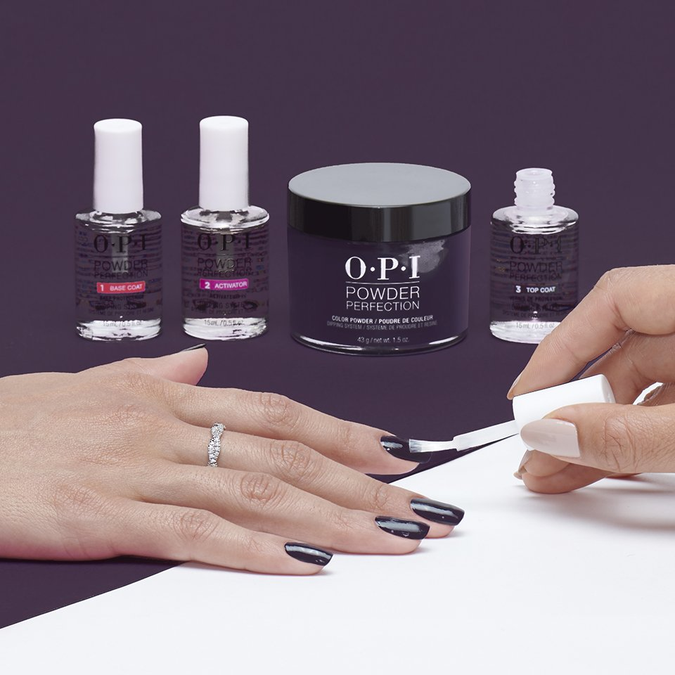 Uzivatel Opi Na Twitteru The Opi Scotland Collection Knows How To Make Good Girls Gone Plaid Look Innocent Again With The Powder Perfection Finish Don T Worry We Ve Got You Try This Shade