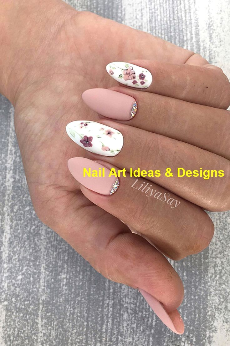 2019 Trendy Nailarts 6 In 2020 With Images Nehty