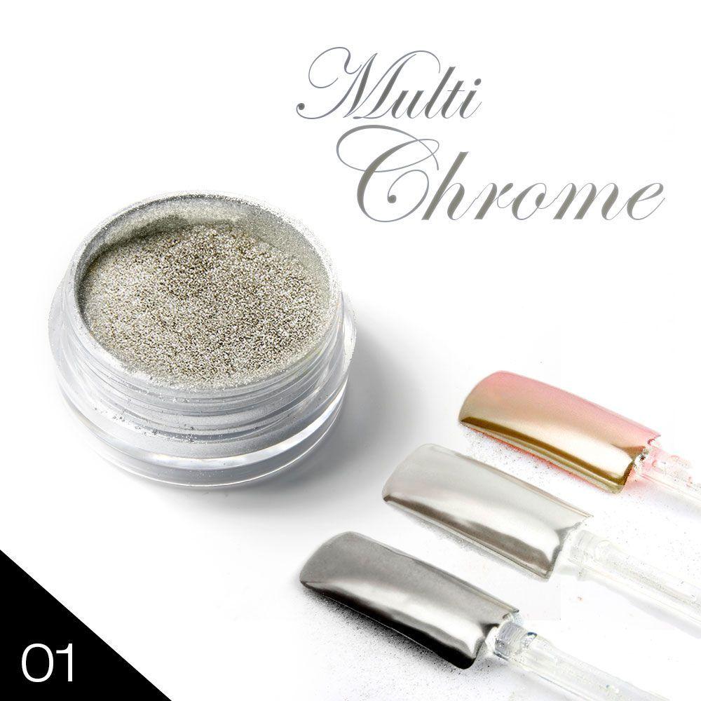 Chromatic Pigment Multi Chrome Chromovy Efekt