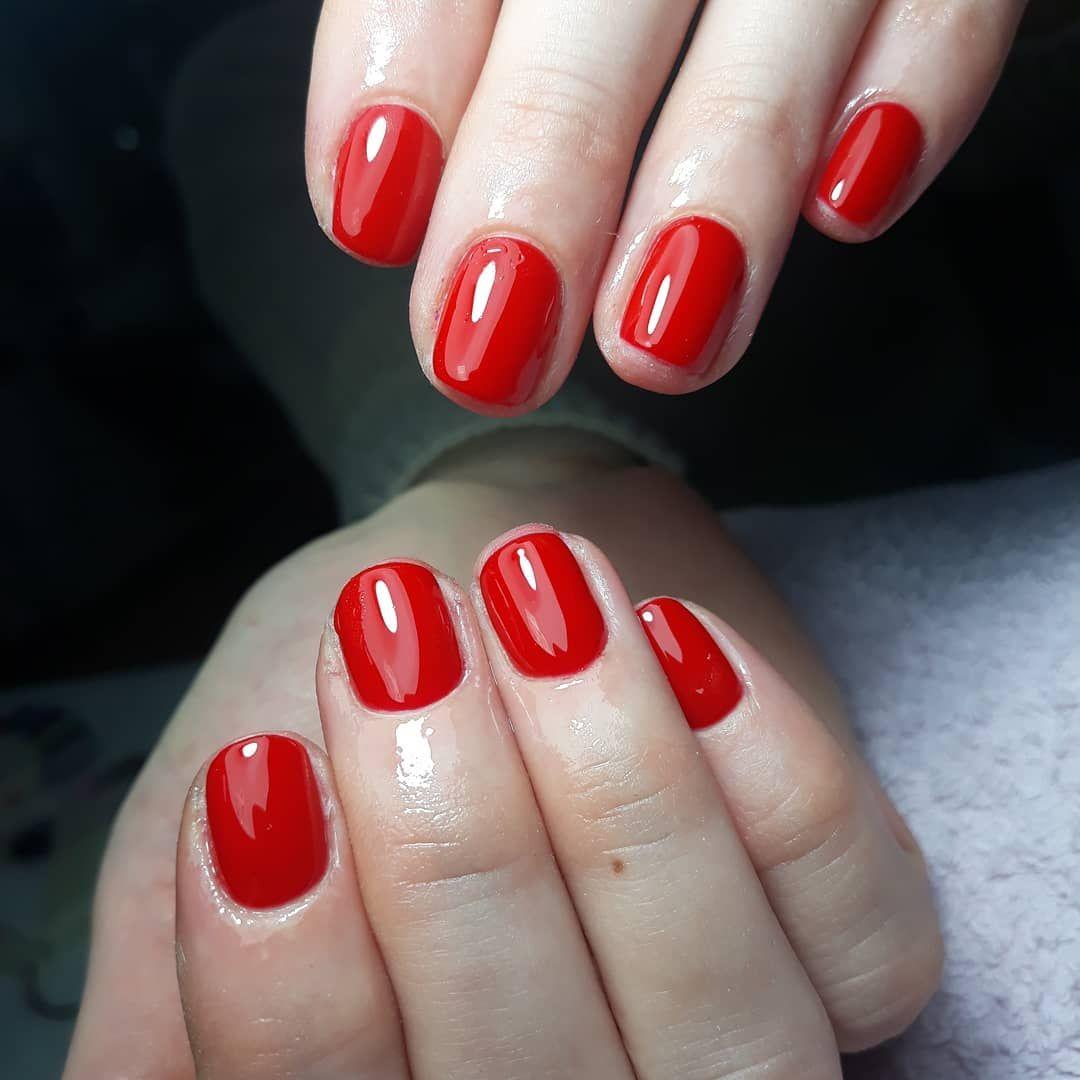 Crvena Uvek Za Sve Venzelsrbija Instrumentizamanikir Rednails Gellak Crvenonaradost Nails Love Job Lovejob Nat In 2020 Nail Polish