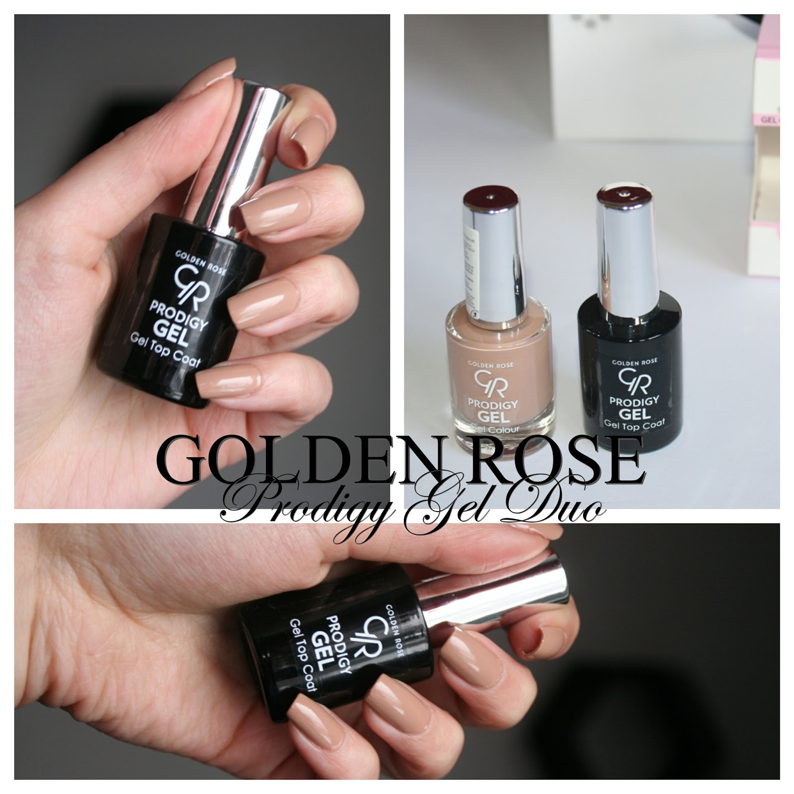Golden Rose Prodigy Gel Duo Lakovi Za Nokte Recenzija Arkona Make Up And More