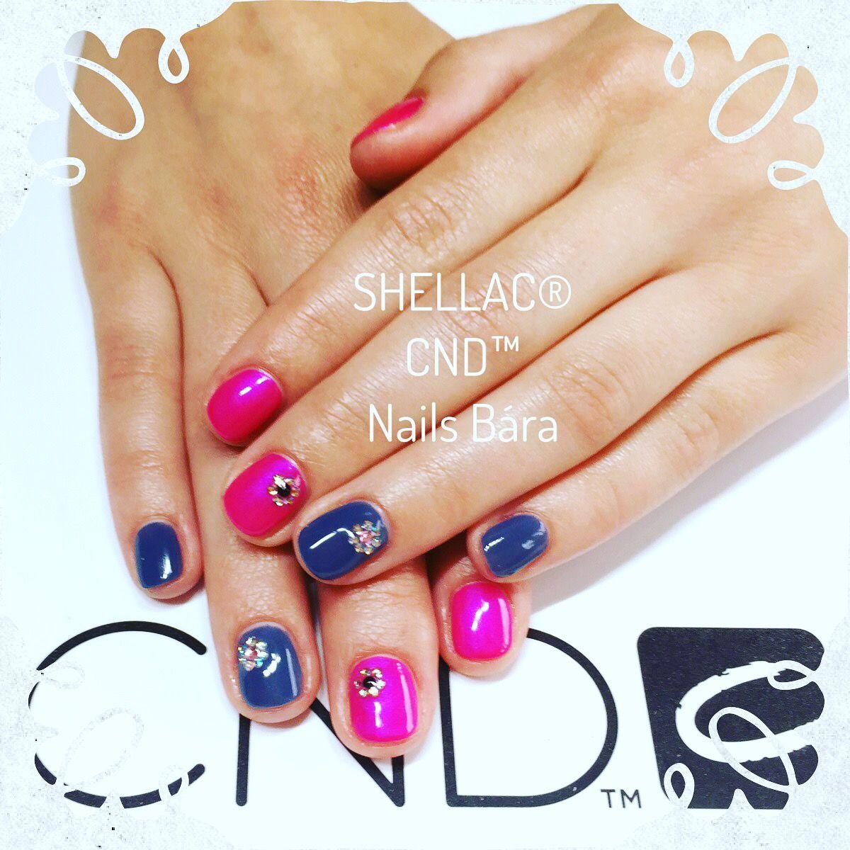 Pin By Shellac Bara Ricany On Jarni Nehty Nails Shellac Cnd