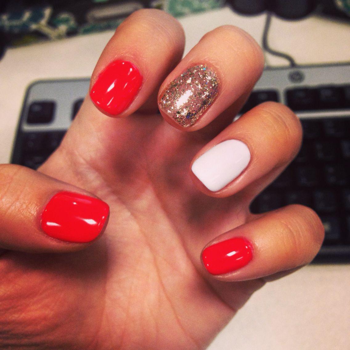 Holiday Nails Gelove Nehty Nehty