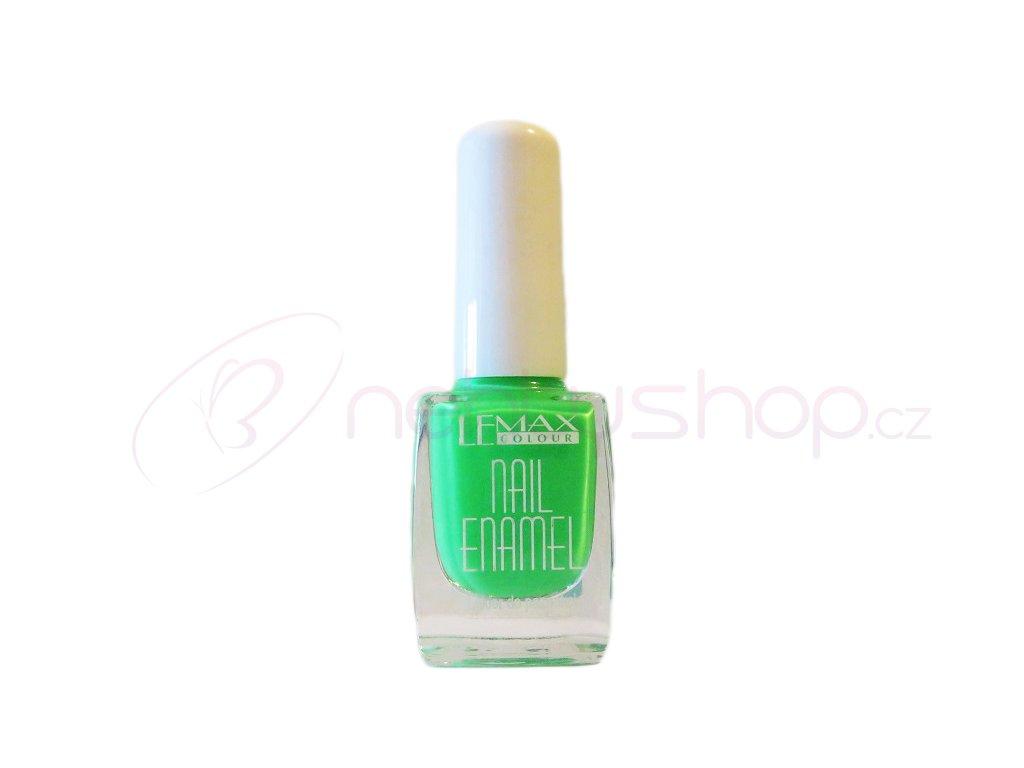 Lak Na Nehty Neon Zeleny 9ml Nehtyshop Cz